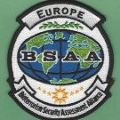 Resident Evil Europe BSAA Bioterrorism Security Assessment Alliance Patch