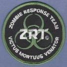 Resident Evil Victus Mortuus Venator Zombie Outbreak Response Team Patch