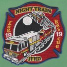 Jacksonville Fire Department Engine 19 Rescue 19 Company Patch