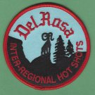 Del Rosa California Interagency Hot Shot Crew Fire Patch