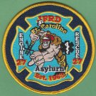 Jacksonville Fire Department Engine 27 Rescue 27 Company Patch