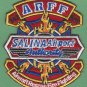Salina Regional Airport Authority Kansas Fire Rescue Patch ARFF