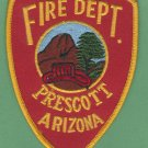 Prescott Arizona Fire Patch