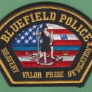 Bluefield Virginia Police Patch