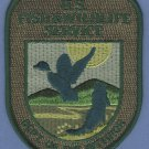 United States Fish & Wildlife Service Police Tactical Patch