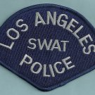 Los Angeles California LAPD Police SWAT Team Patch