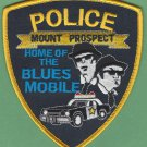 Mount Prospect Illinois Police Patch