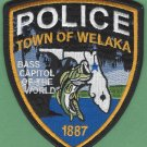 Welaka Florida Police Patch