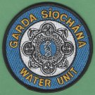 Garda Siochana Police Water Rescue & Enforcement Patch