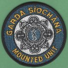 Garda Siochana Police Mounted Unit Patch