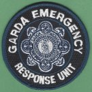 Garda Siochana Police Emergency Response Unit Patch