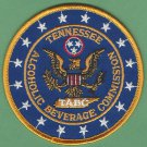 Tennessee State Alcoholic Beverage Commission Enforcement Patch
