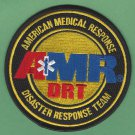AMR American Medical Response Disaster Response Team Patch