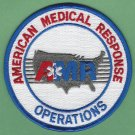 AMR American Medical Response Operations Division Patch