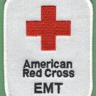 American Red Cross EMT Emergency Medical Technician Patch