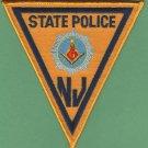 New Jersey State Police Masonic Lodge Patch