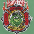 Houston Fire Department Station 44 Company Patch