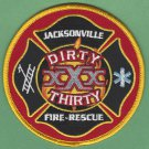 Jacksonville Fire Department Station 30 Company Patch