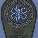 Norwalk Ohio Police SRT Medic Patch
