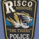Risco Missouri Police Patch