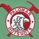Palomar California USFS Hot Shot Crew Fire Patch