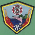 Spearfish South Dakota Fire Patch