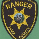 Pima County Arizona Ranger Patch