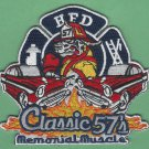 Houston Fire Department Station 57 Company Patch