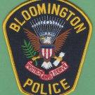 Bloomington Minnesota Police Patch