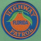 Florida Highway Patrol Police Patch