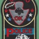 Spiro Oklahoma Police Patch