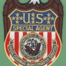 United States NCIS Naval Criminal Investigative Service Special Agent Patch