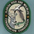 Florida Fish & Wildlife Commission Enforcement Police Patch