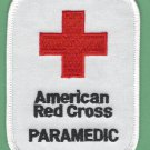 American Red Cross Paramedic Patch
