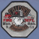 Chicago Fire Department Engine Company 70 Fire Patch
