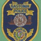 Gastonia North Carolina Police Patch