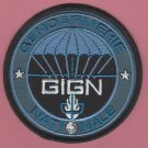 France National Gendarmerie Intervention Group Counter Terrorist Police Patch