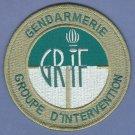 Swiss National Gendarmerie Intervention Group Counter Terrorist Police Patch