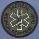 """3"""" Tactical Medical Response Team Patch"""