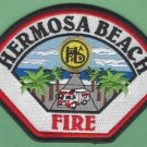 Hermosa Beach California Fire Rescue Patch