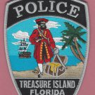Treasure Island Florida Police Patch