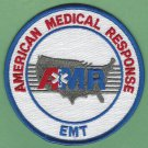 AMR American Medical Response Emergency Medical Technician Patch