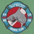 Fort Lauderdale Fire Department Engine 49 Rescue 49 Company Patch
