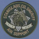 Stanislaus County California Air Support Patch