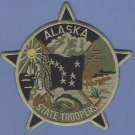 Alaska State Trooper Police Tactical Patch