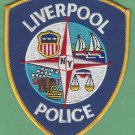 Liverpool New York Police Patch