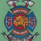 Dallas Fire Department Texas Engine Company 55 Patch