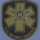 United State Secret Service EMT Emergency Medical Technician Patch