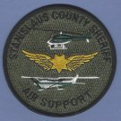 Stanislaus County Sheriff California Air Support Patch