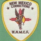 New Mexico Department of Corrections Western Facility Patch